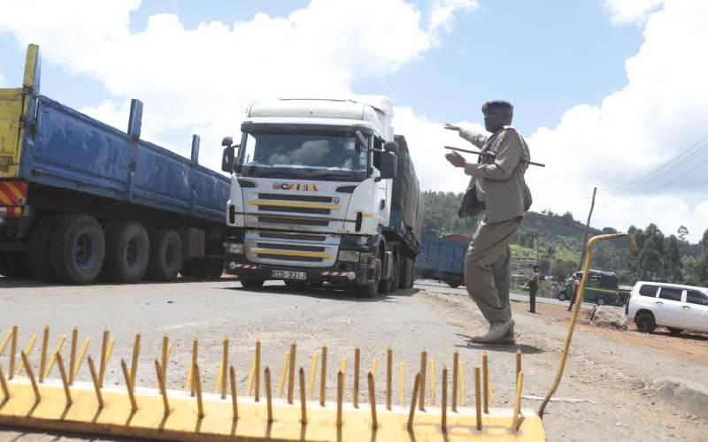 Refugee beat roadblocks from Kakuma to Eastleigh and back