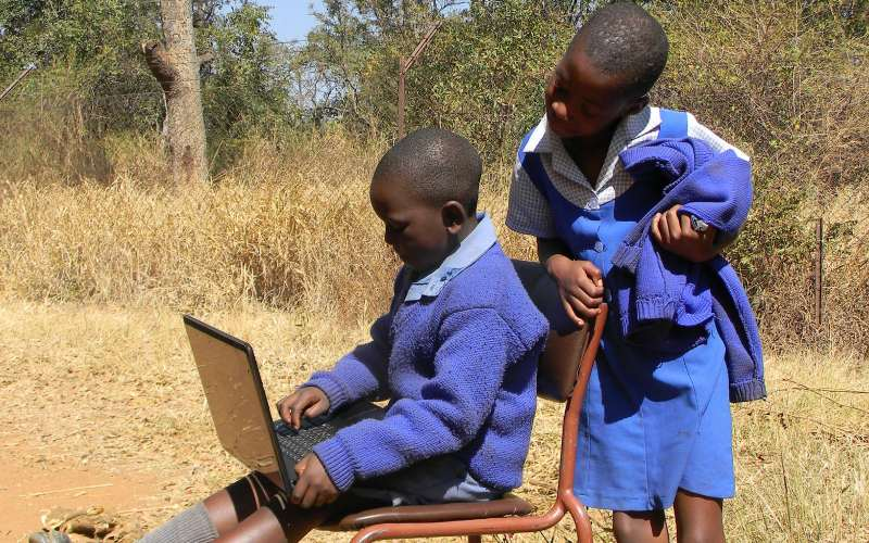 Remote learning exposes country's digital divide