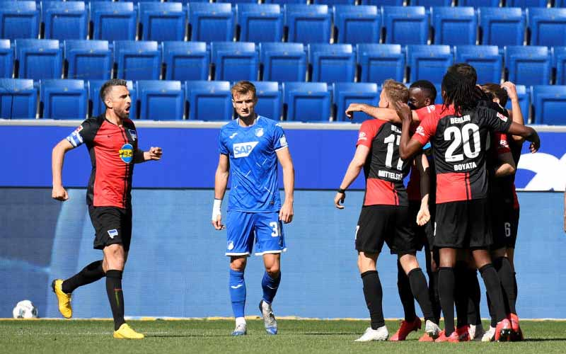 Respect social distancing rules – Bundesliga players to be reminded after celebrating goals