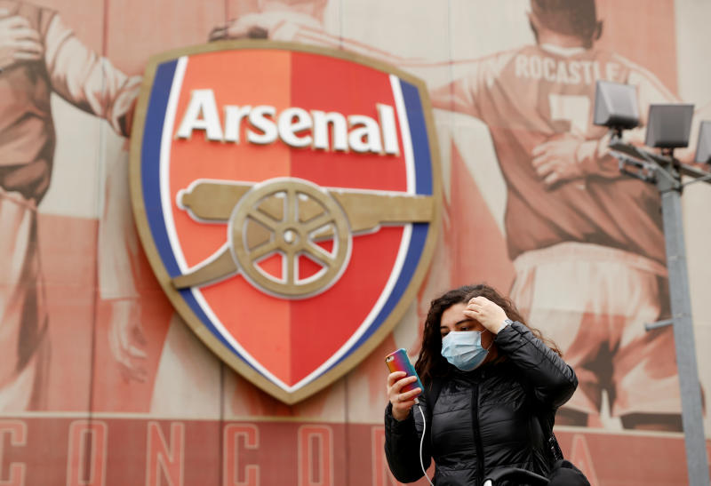 Revealed: An Arsenal player tested positive for Covid-19 days before Man City clash