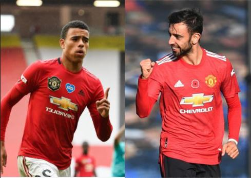 Revealed: Fernandes clashed with Greenwood in Man United training