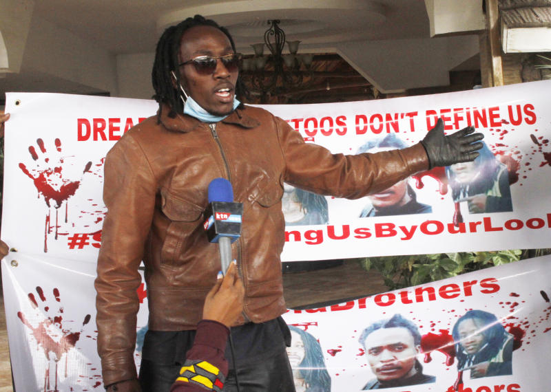 Rider who was to join four others lynched by Kitengela mob speaks out