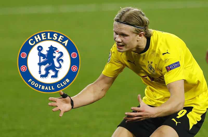 Roman Abramovich 'to hand Chelsea Sh40 billion warchest' to sign Erling Haaland