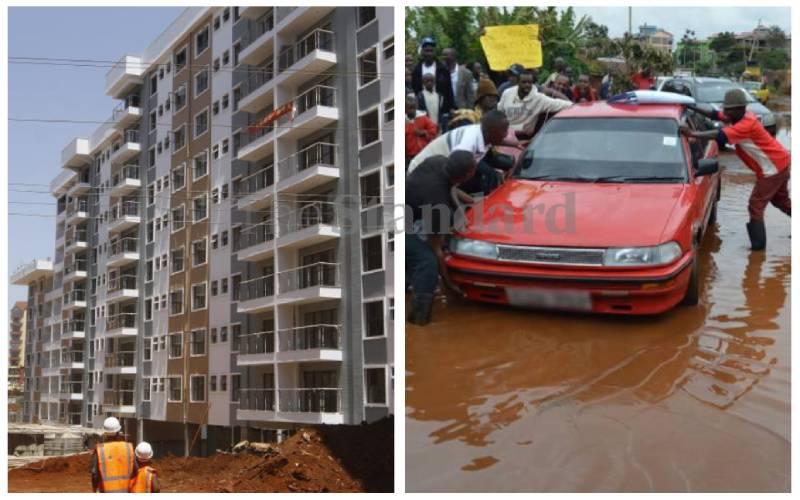 Ruaka vs Gachie: A tale of two Nairobi satellite towns
