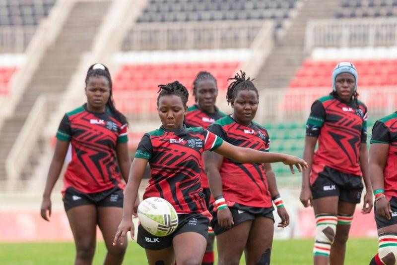 Rugby: Oloo rings changes as Kenya Lionesses host Colombia in Rugby World Cup qualifiers
