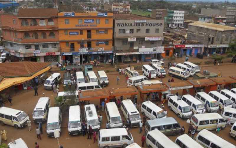Ruiru now eyes spot as Kenya's next city
