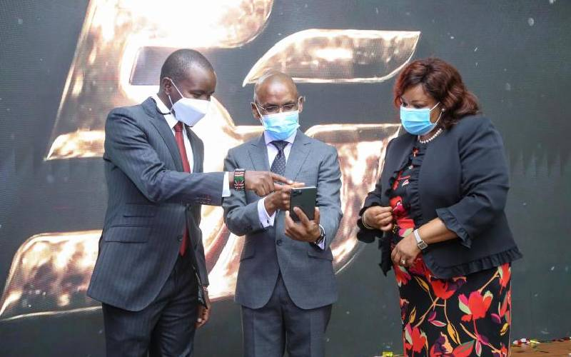 Safaricom's investment scheme gets CMA's nod