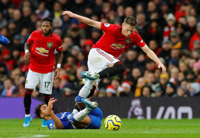 Scott McTominay signs new long-term Manchester United contract