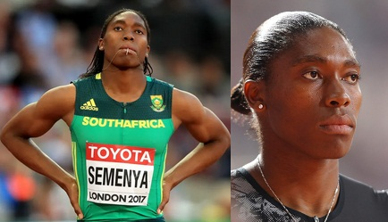 Semenya can't defend Olympic title unless she lowers testosterone, court  rules