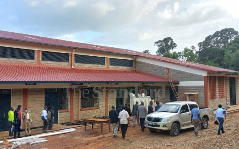 Sh100m Baringo coffee factory remains idle over lack of berries