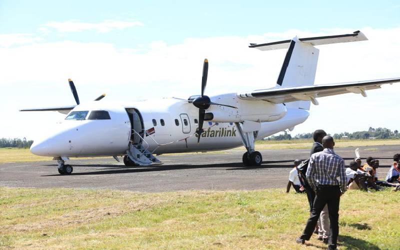 Sh221m set aside for airstrip upgrade