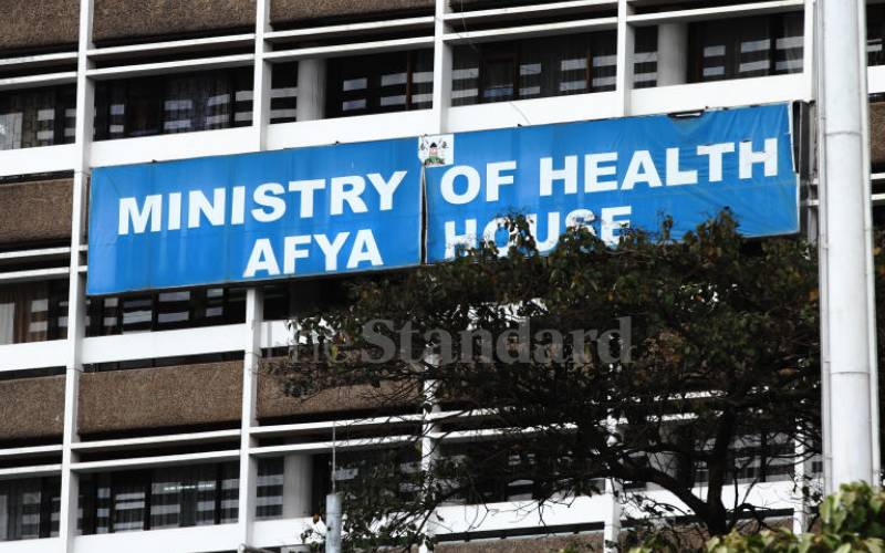How contracts cancelled by MoH left govt with Sh40.7 billion bills