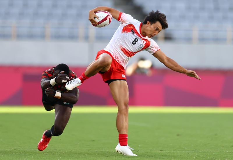 Shujaa beat Japan 21-7 in Olympics classification match