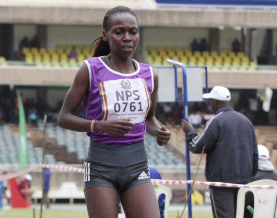 Silver medallist Kiyeng gears up for national Olympic trials