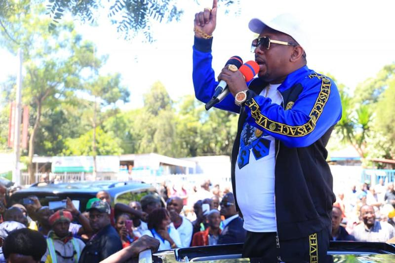 Sonko: Man who lived in a glass house and dared to throw stones