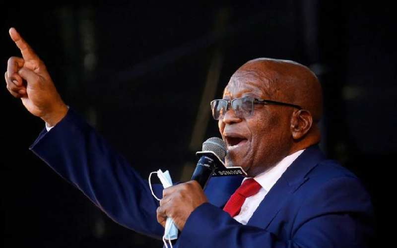South Africa court resumes Zuma's arms deal trial