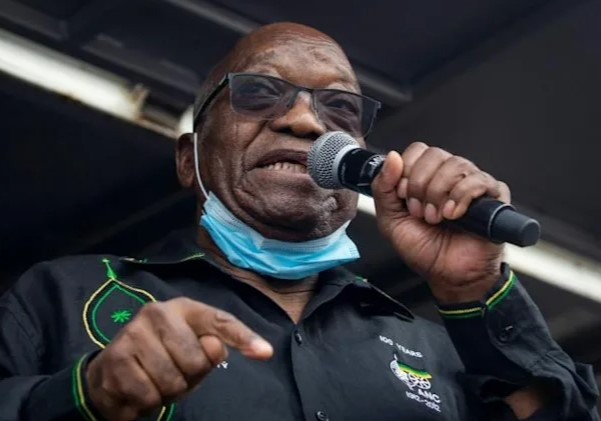 South Africa police won't arrest Zuma until legal challenge is over