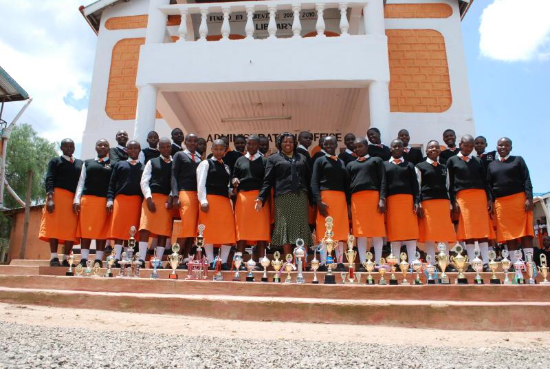 St Charles Lwanga Ichuni rescued school girls, groomed them to top CEOs