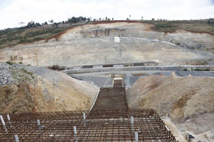 Stalled Itare Dam set to be completed in 2023
