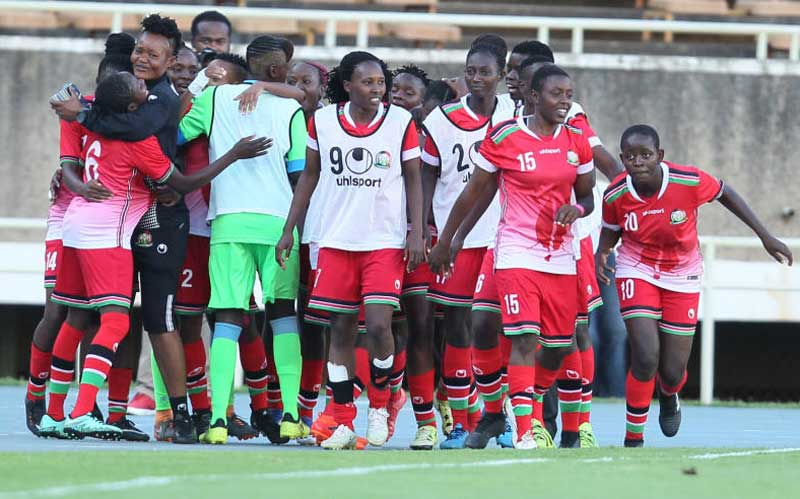 Harambee Starlets players shine abroad despite struggles at home
