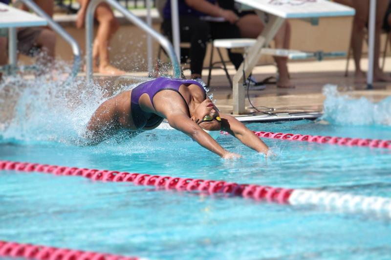 Swimming: Muteti and Rosafio ready for the dive in Olympic Games