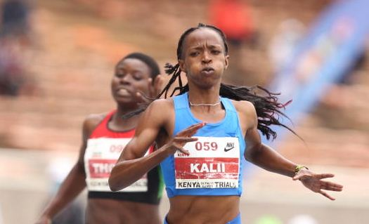 Syombua exit in 400m heats as Botswana's Montsho calls it a day on the track