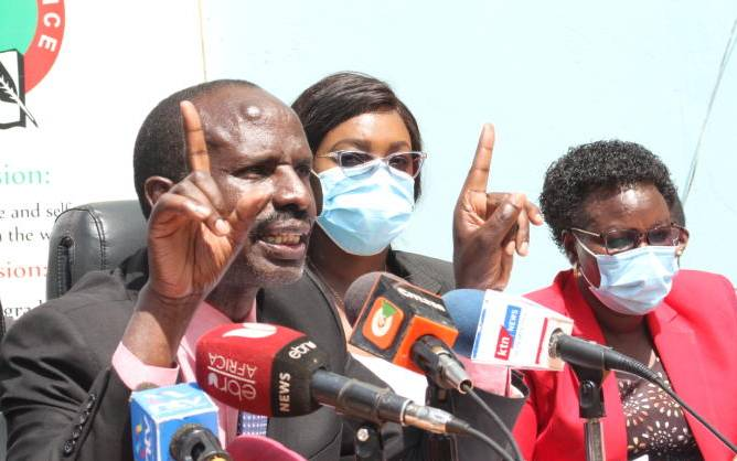 Teachers ready for all children, even pregnant girls- Sossion