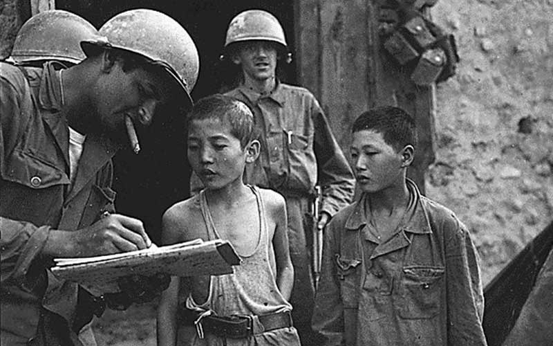 The Korean War: carnage, stalemate and ceasefire
