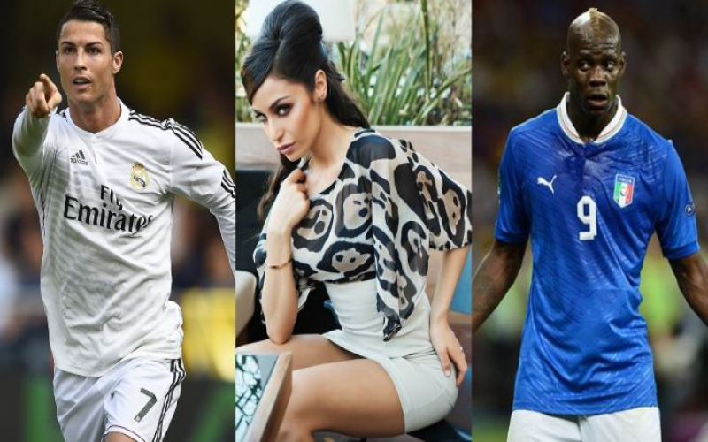 10 football stars who have dated the same women