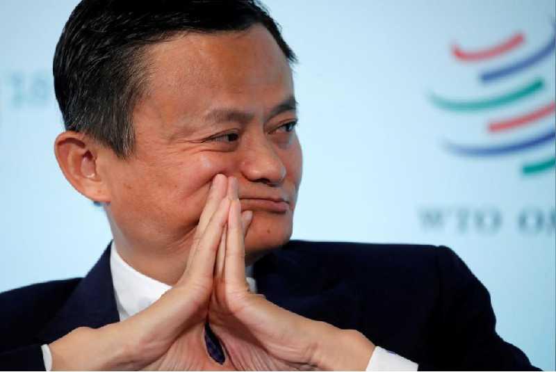 Alibaba's Jack Ma political inclination