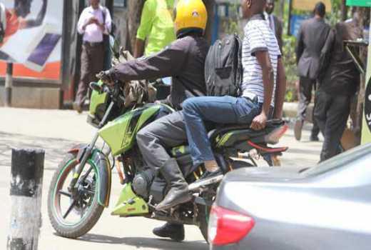 Boda boda men pocket Sh219 billion in a year