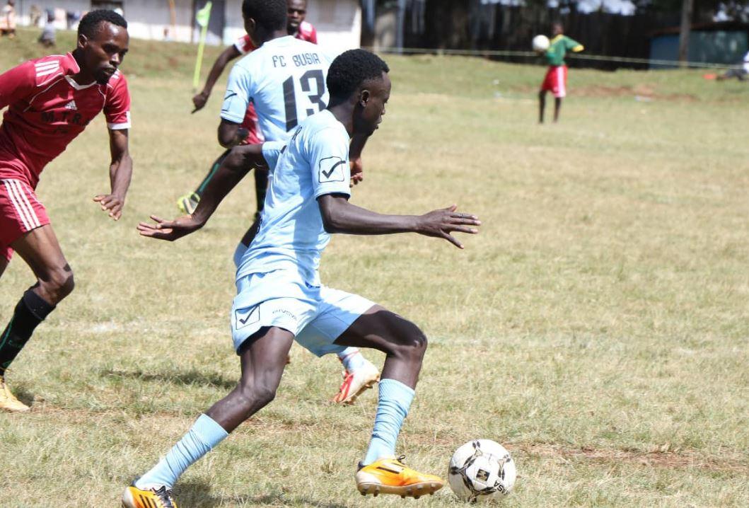 Busia beat Kakuma to secure National Division One League ticket