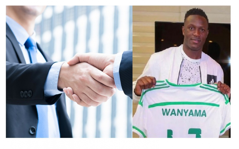 Club officials in London to speak with Tottenham regarding Wanyama exit
