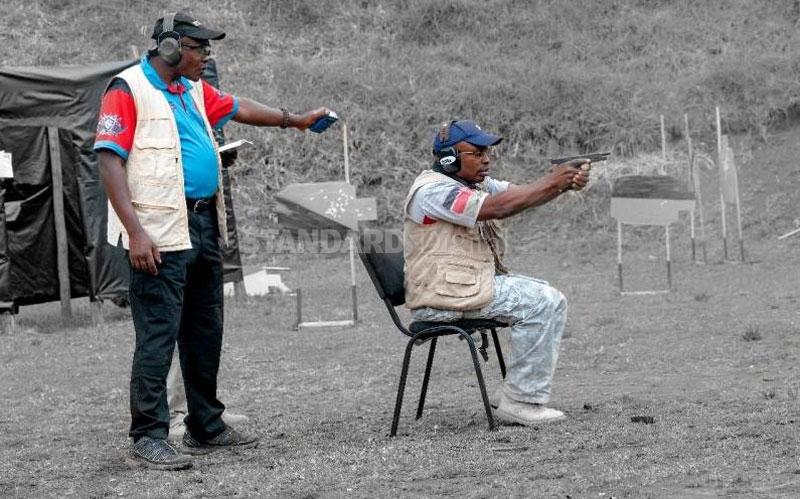 Expert shooter Onyango set for 2019 Northern Nationals