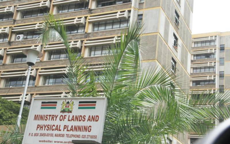 Freehold does not give one licence to carry out unplanned development