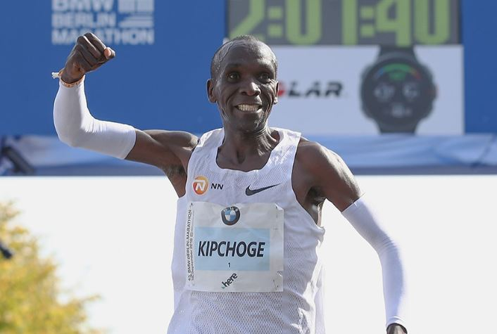Kipchoge, Korir and Cheruiyot listed for the World Athlete of the Year award