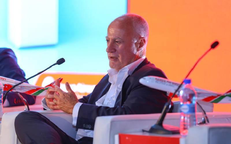 KQ half-year net loss widens to Sh8 billion