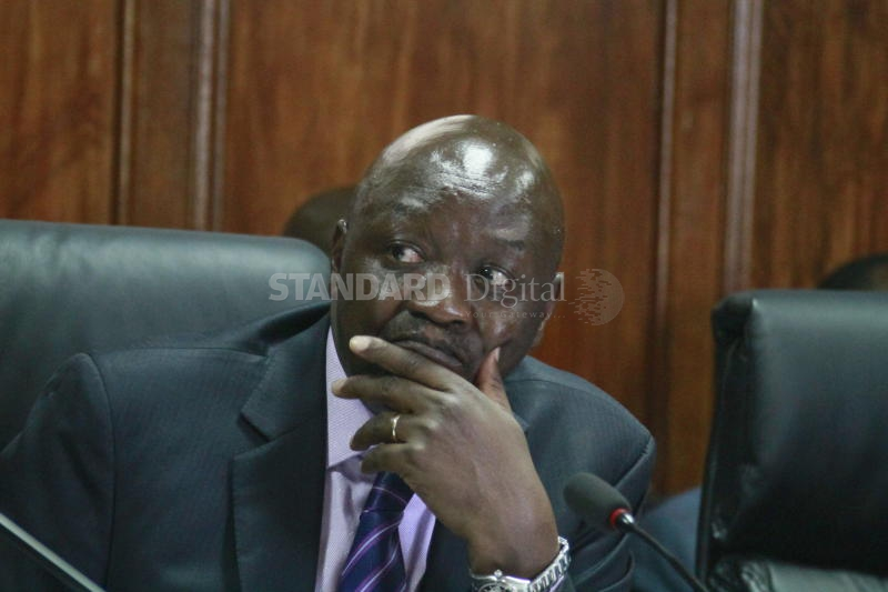 Man wants PS charged over Sh800m Kenya Power scam