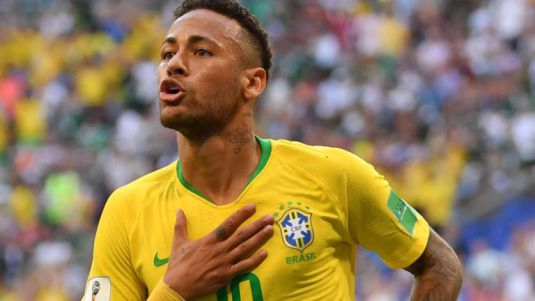 Manchester United legend slammed Neymar for what he did in Brazil's win over Mexico