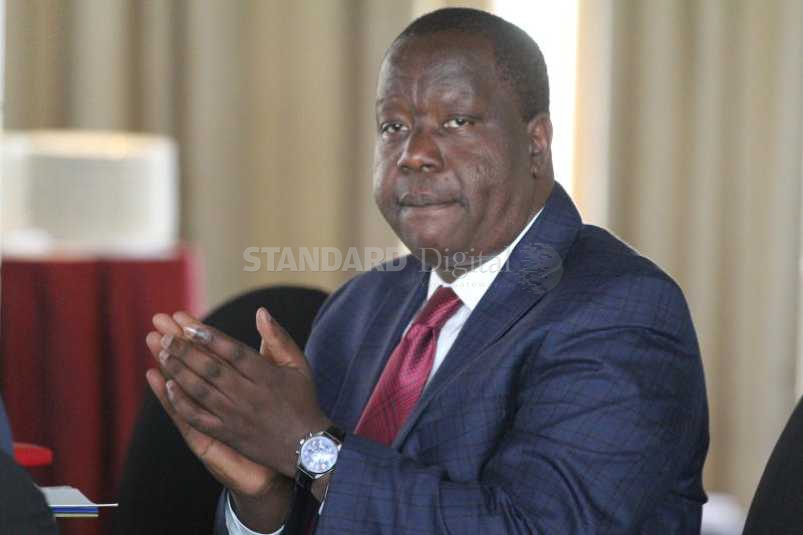 Matiang'i off the hook on land scam