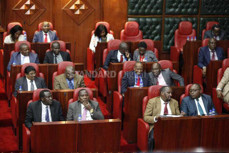 Nairobi MCAs to shoot down finance bill if not amended