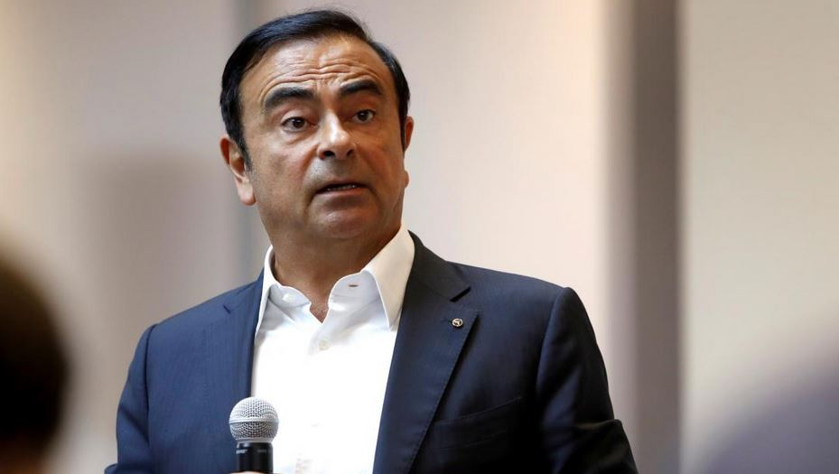 Nissan shares down following chairman's arrest