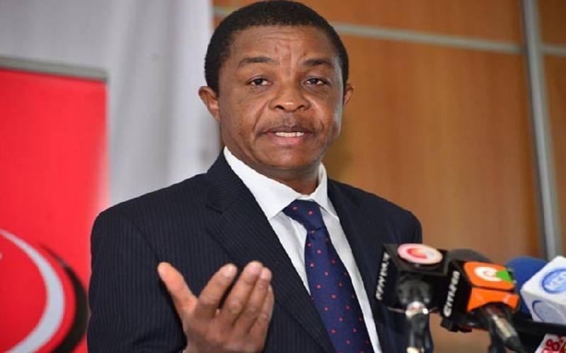 Njiraini among 11 set to battle for NLC top job