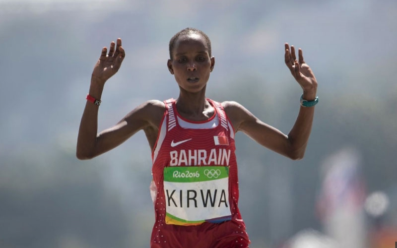 Olympic marathon silver medalist provisionally suspended for doping