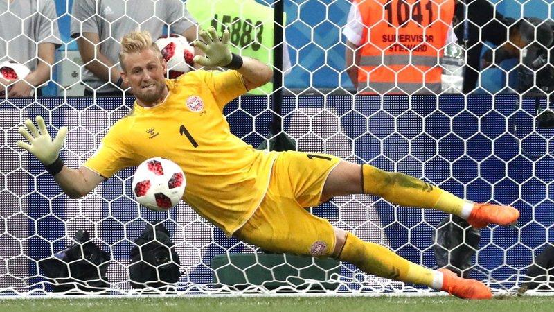 Penalties: Schmichael heroics stuns fans during clash between Denmark and Croatia
