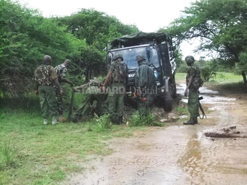 Police kill four terrorists in Boni forest