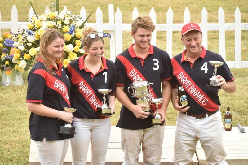 Polo: Stonefish & Urchins lift 2018 Mugs Mug tournament title