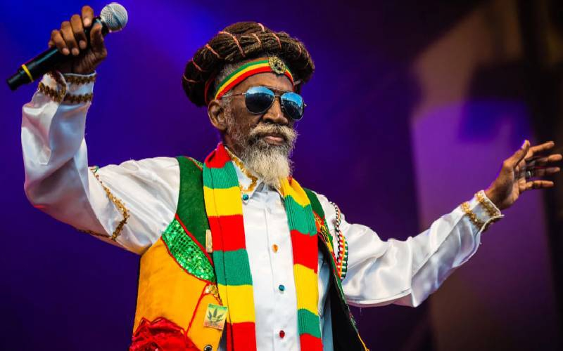 Reggae artist Bunny Wailer dies at age of 73 - The Standard