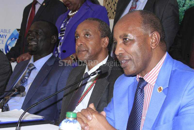 Pursuit of Kenya's Blue Economy growth needs right mix of technology