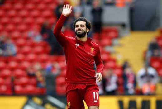 Salah wins another prestigious award, first ever by an African